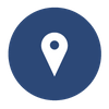 Blue Map Location Icon | Leather Law.png