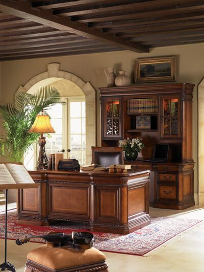 Aspen – Living Room Office Desk