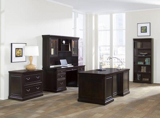 Martin - Fulton Desk & Credenza.jpg