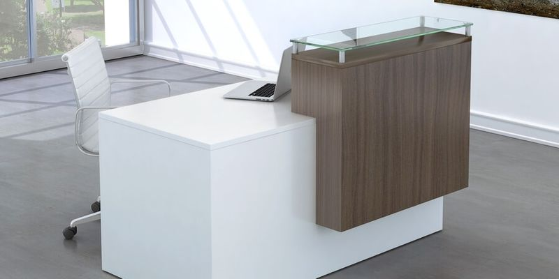 Maverick Reception Desk