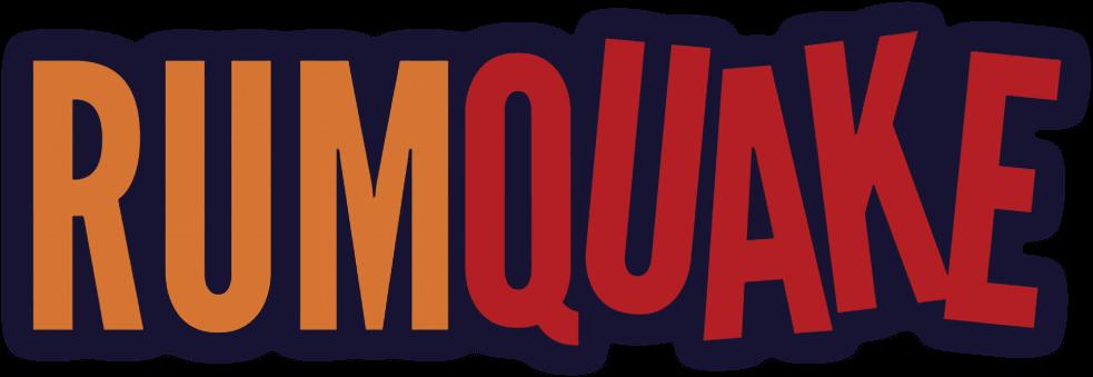 RumQuake Logo